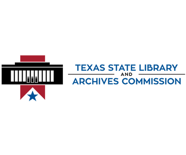 Texas State Library Logo